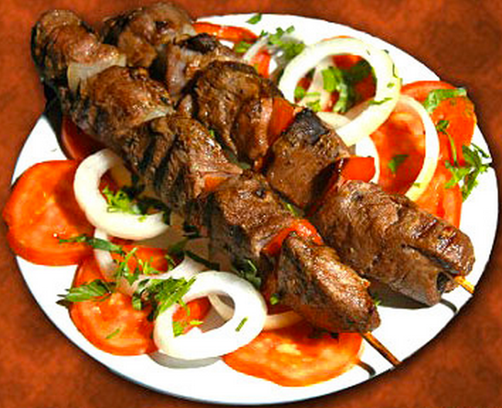 High dietary cholesterol meal