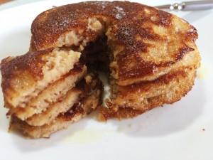 Recipe: Coconut flour pancakes, GF