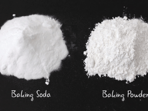 Aluminum-free baking powder: how to make, why to use