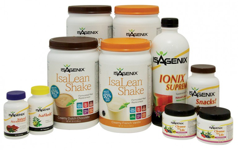 Isagenix 30-day system